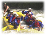 maine whitewater rafting guide training.