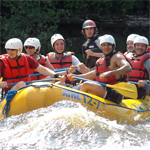 Dead River Whitewater rafting - Rafting Maine Whitewater!