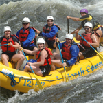 Kennebec River White Water Rafting Maine