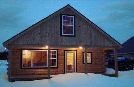 North Country Rivers Rental Cabins And Log Cabin Photos